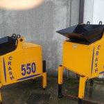 Frantoio Crusher 550